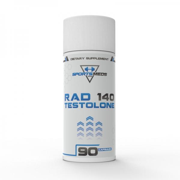 Testolone (RAD-140) Capsules 5mg